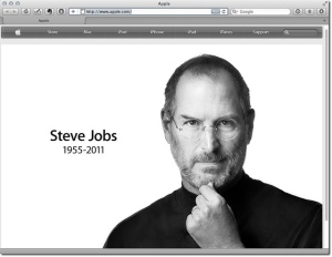 Steve Jobs was the original digital bada$$.